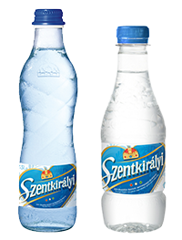 St. King mineral water 0.33l