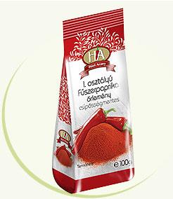 Paprika Powder Sweet 250g / Hazi arany