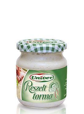 Grated horseradish 190g jar