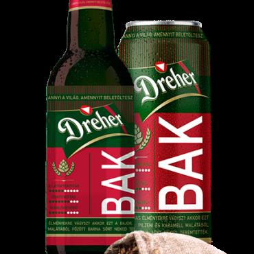 Dreher Bak Beer