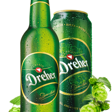 Dreher Classic Beer