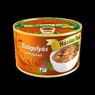 Bean goulash with pork 400g