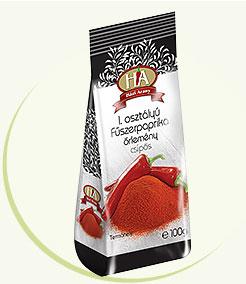 Paprika Powder Hot 100g / Hazi Arany