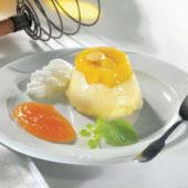 Kecskeméti apricot pudding