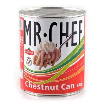 Maroni canned chestnut puree 850g