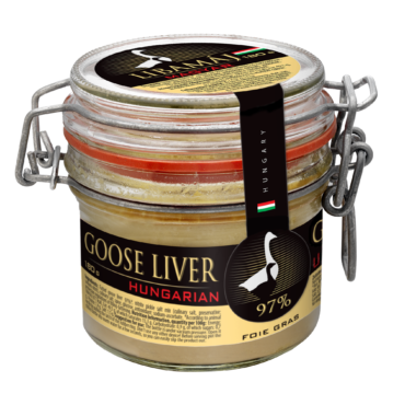 Goose liver paste 180g