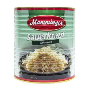 Sauerkraut by Mamningen